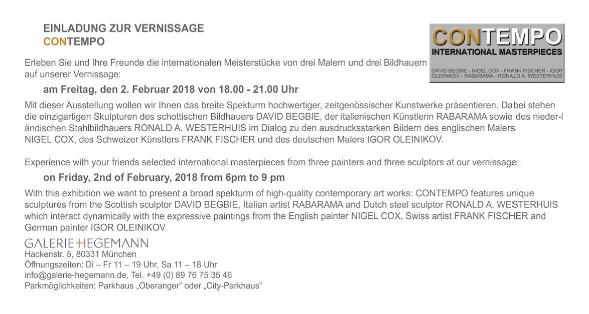 einladung-invitation-Galerie-Hegemann