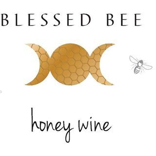 blessed bee logo