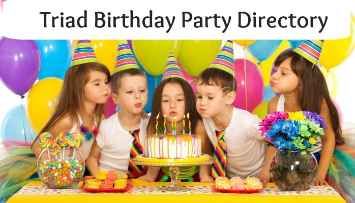 903 Directory Share 4 - Birthday Parties