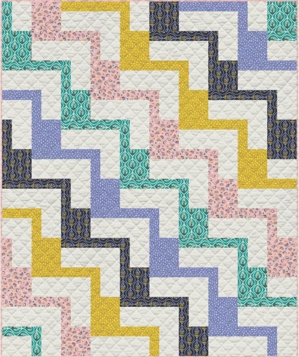 Day Trip Free Quilt Pattern