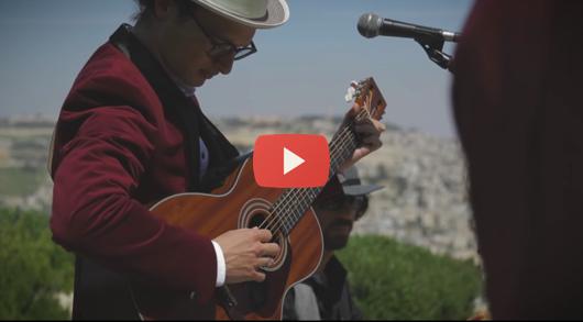 Israeli wedding band's amazing mashup of Ed Sheeran, Beyoncé and