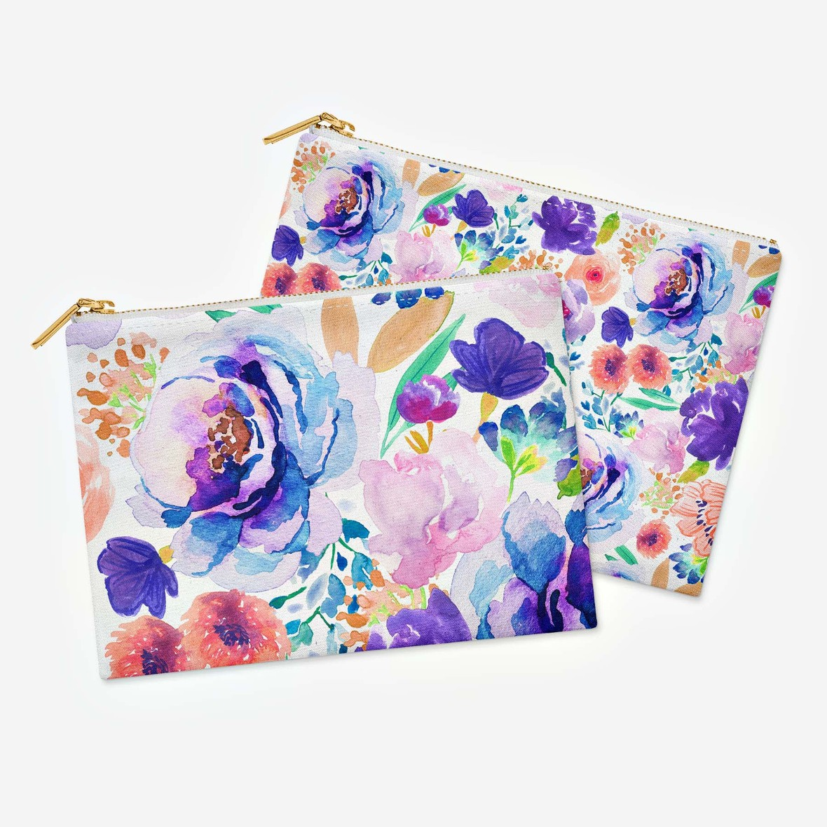 Ultra Violet pouches