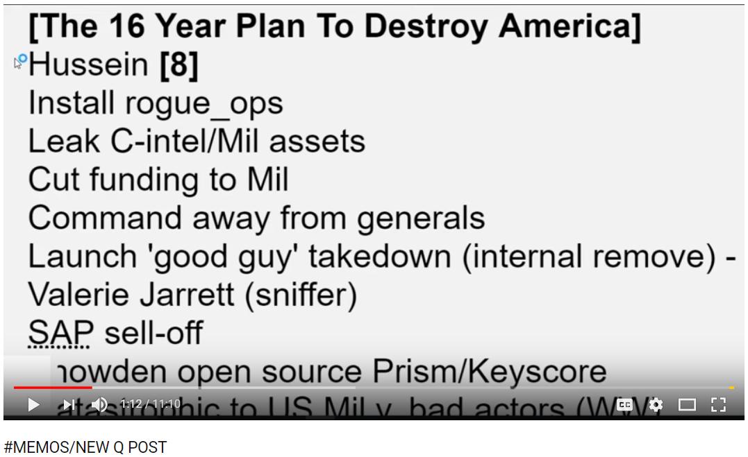 16 year plan