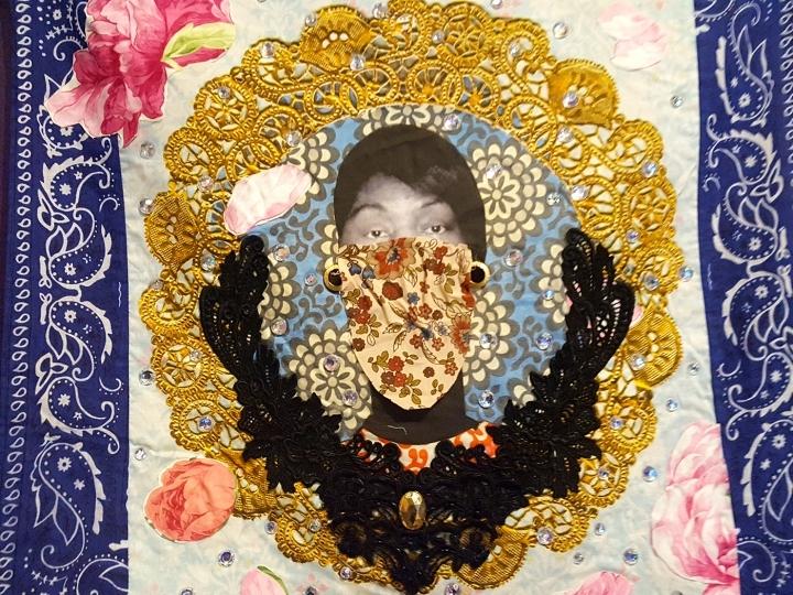Ebony Patterson Detail