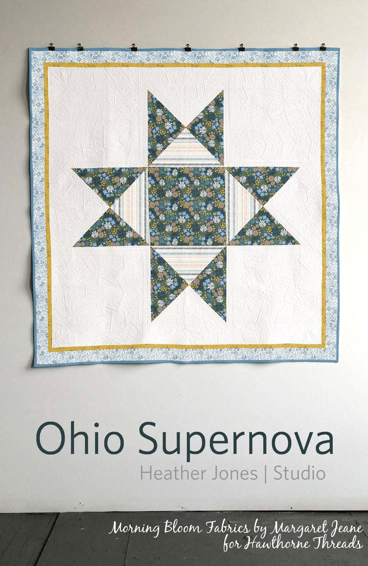Ohio Supernova by Heather Jones C