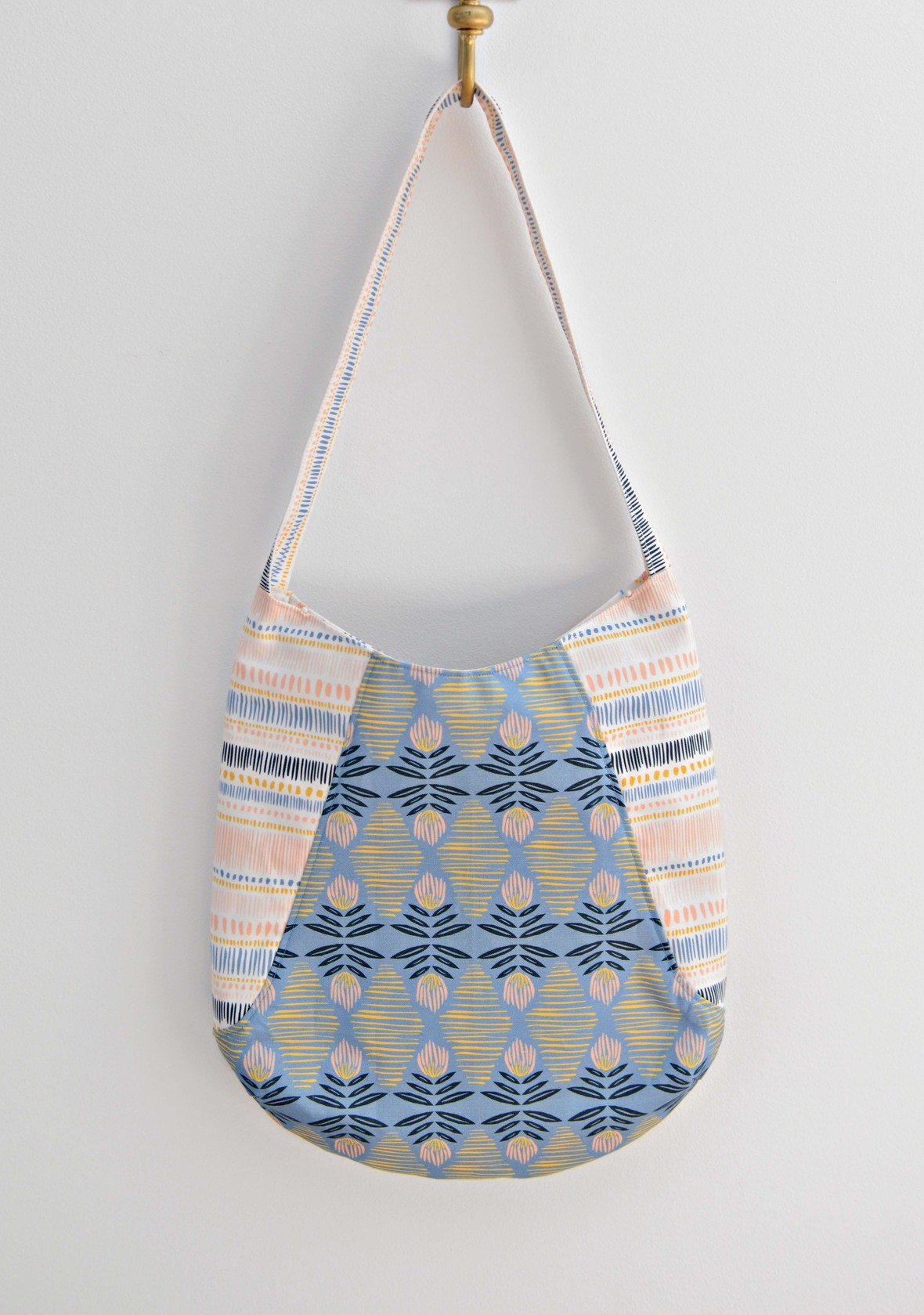 Noodlehead 241 Tote in Morning Bloom Canvas