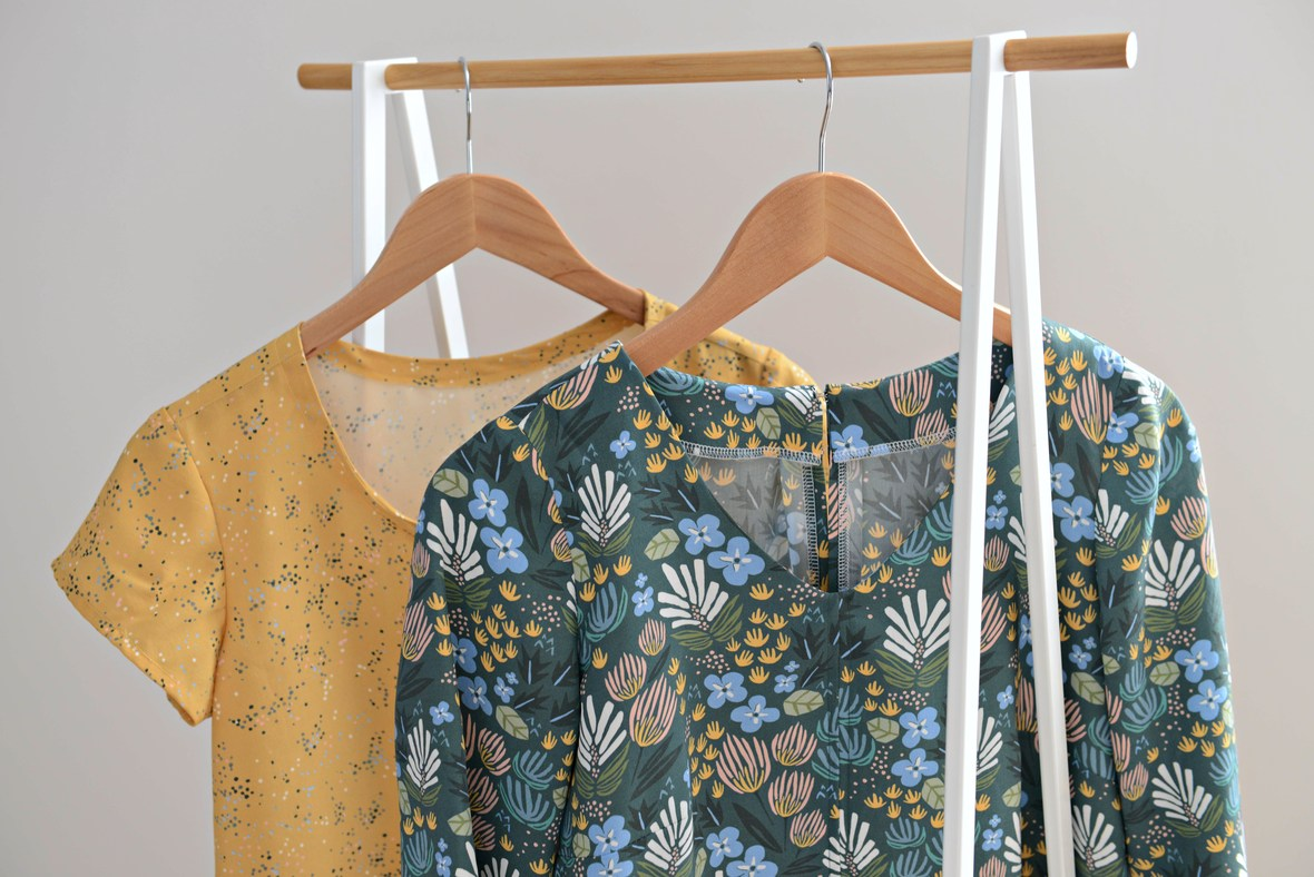 Morning Bloom Rayon Shirts