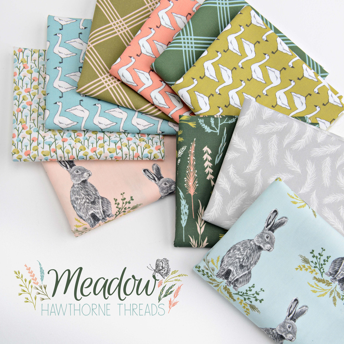 Hawthorne Threads Meadow Fabric Poster Final