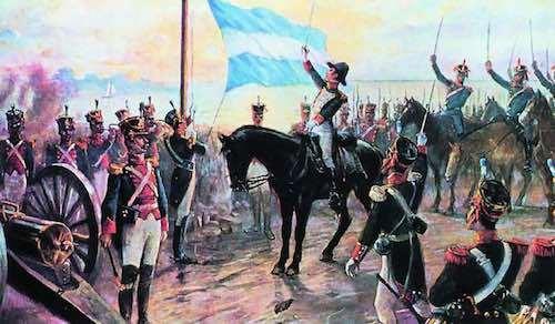 Bandera argentina 04 05
