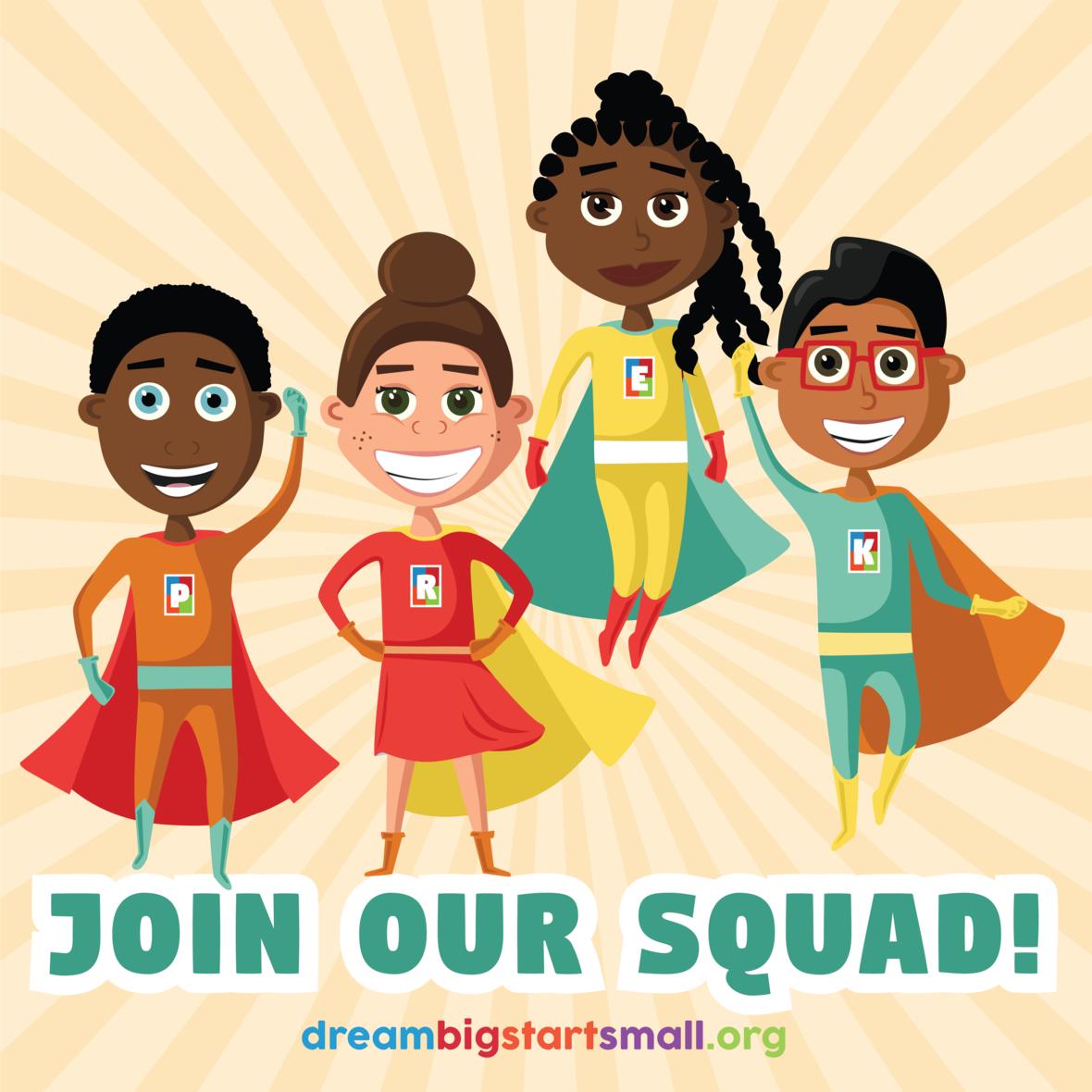 Social Hero Squad 2018