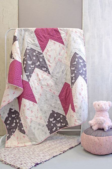 amy sinibaldi lullaby quilt kit sewing pattern