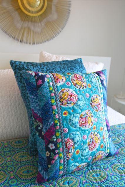 An Artful Piece Pillow