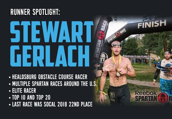 Stewart Gerlach spotlight