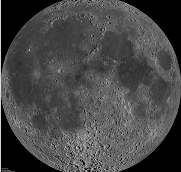 James newsletter Blue Moon