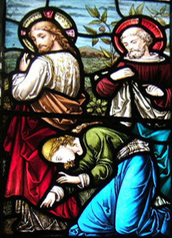 12th. Century Stained Glass Window - geograph.org.uk - 748011