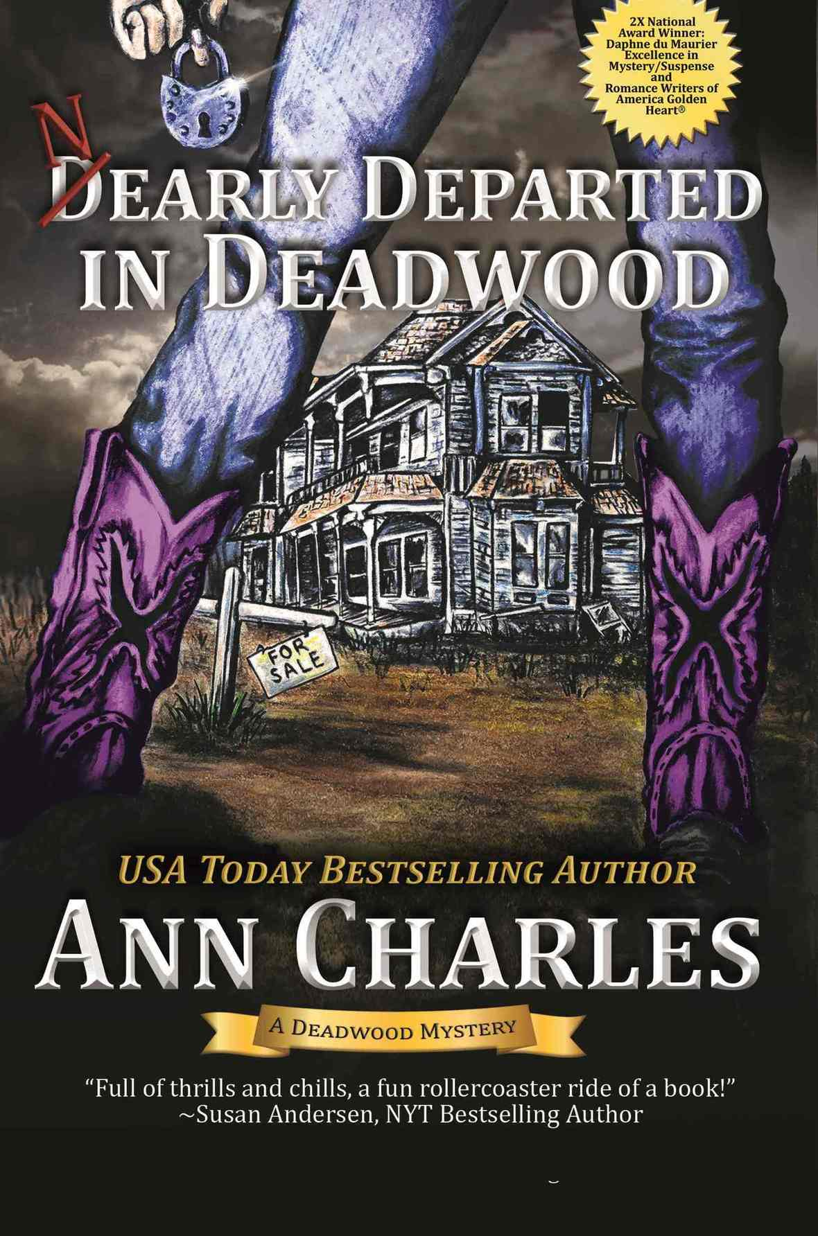 Nearly Departed in Deadwood Cover 300