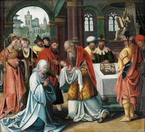 Presentacion de Jesus en el Templo 03 10