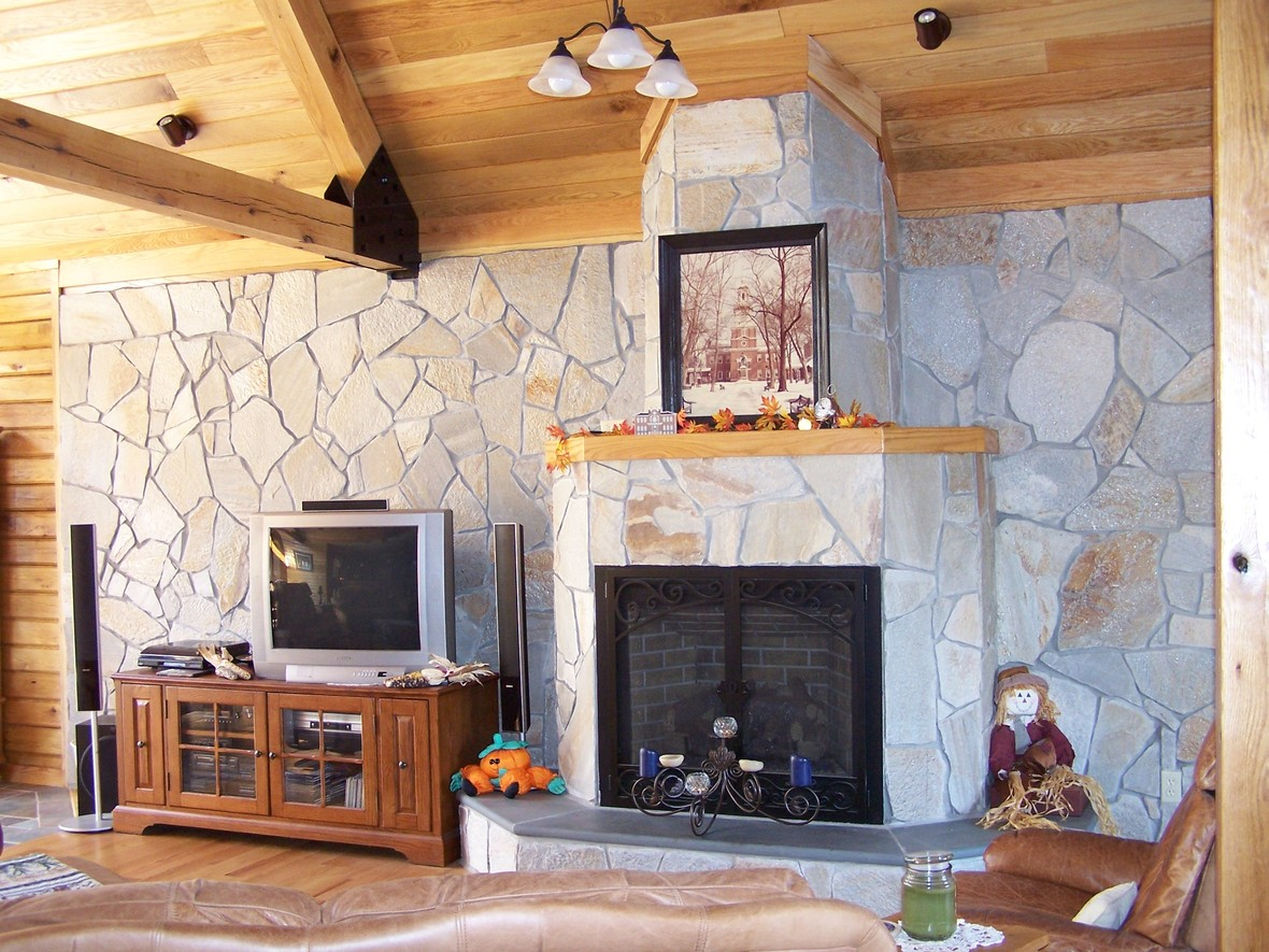 GR Fireplace