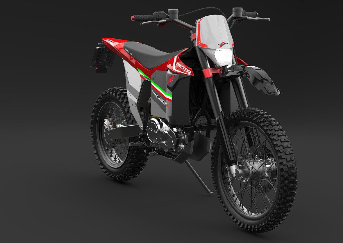ENDURO FRONT. DX 264