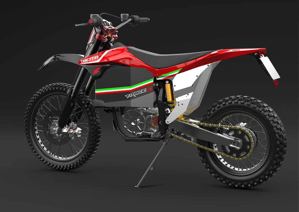 enduro post sx 267