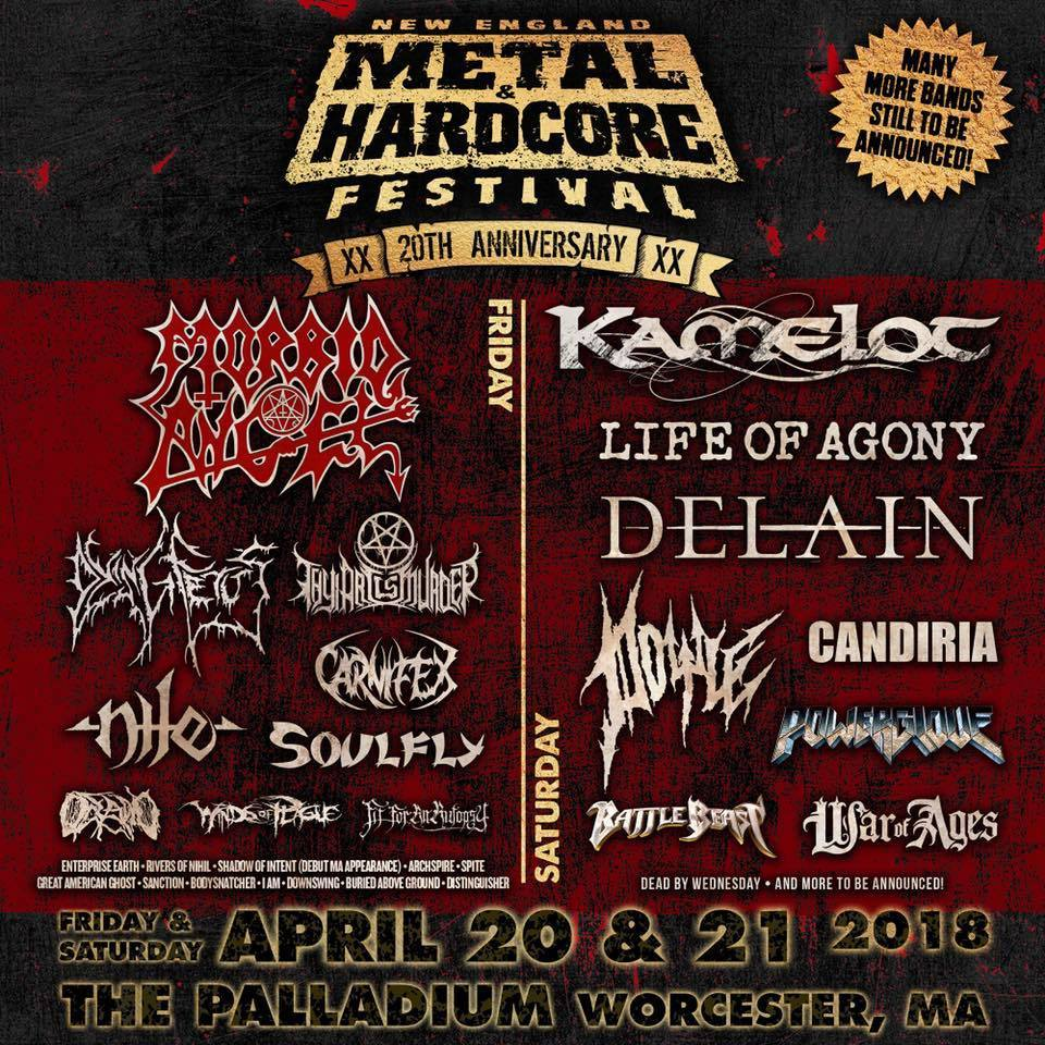 new england metal fest
