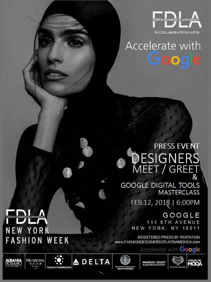 FDLA & Accelerate with Google announces New Venue for FDLA Press Conference