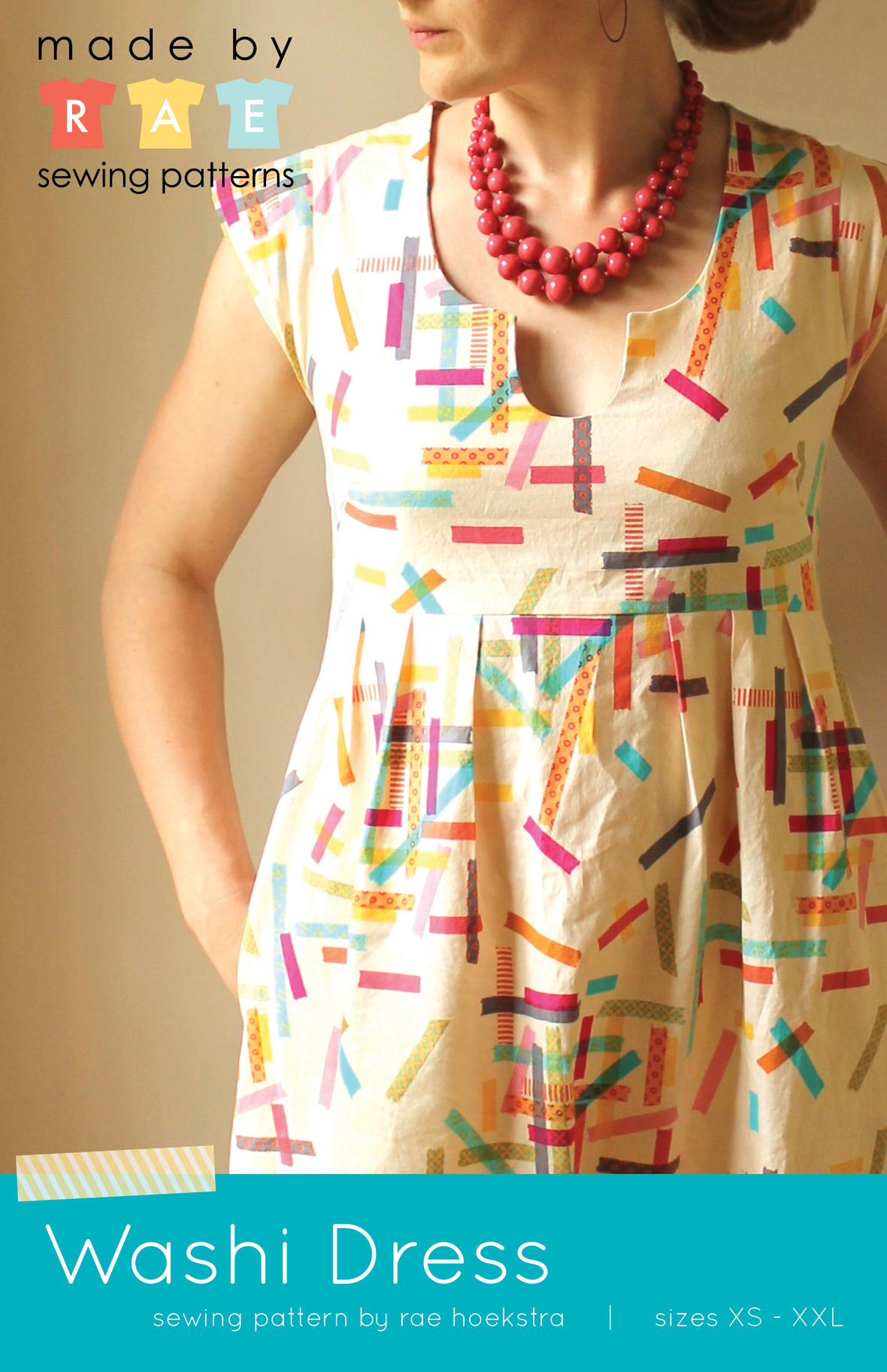 made by rae washi dress sewing pattern