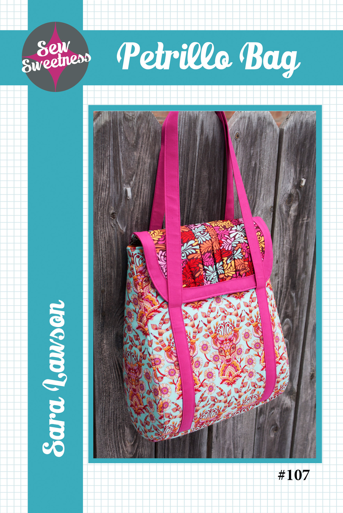 sew sweetness  petrillo bag sewing pattern