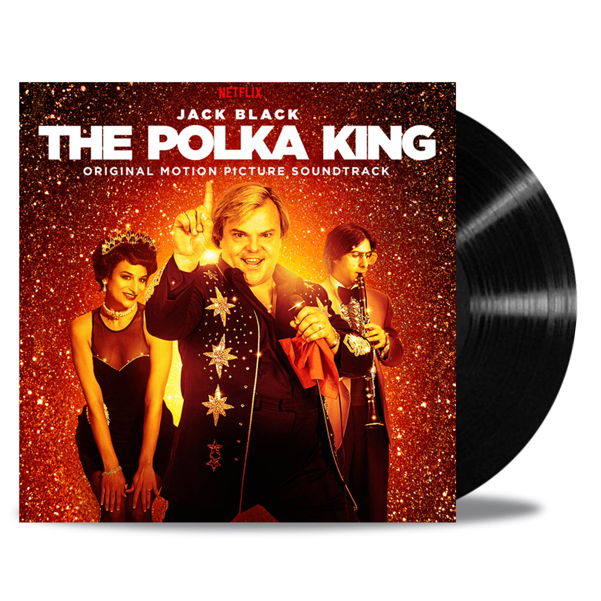 Polka King White