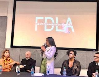 Dominicana Albania Rosario: Cultura y diversidad latina en la semana de la moda de New York