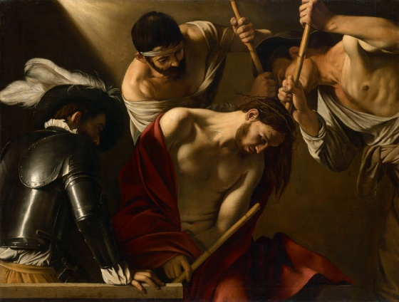caravaggio-the-crowning-with-thorns