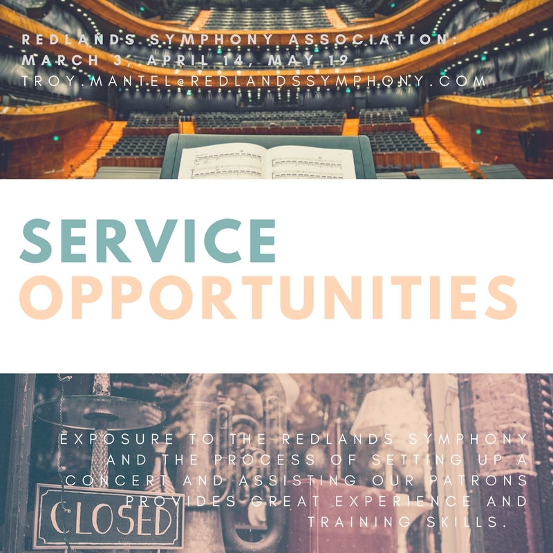 ServiceOpportunities