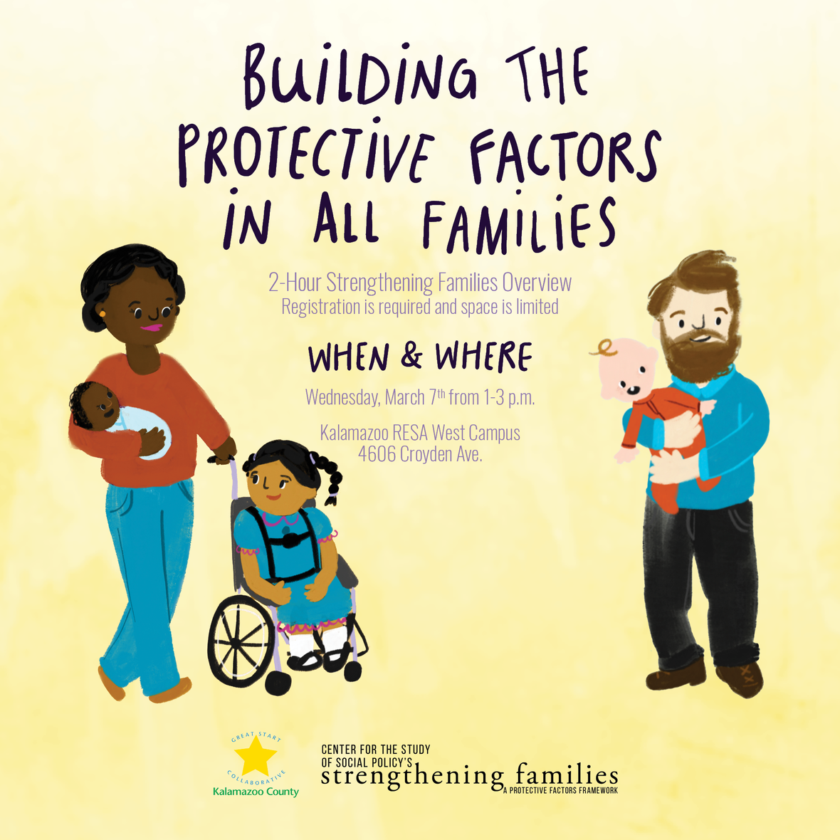 GSC ProtectiveFactors Event March