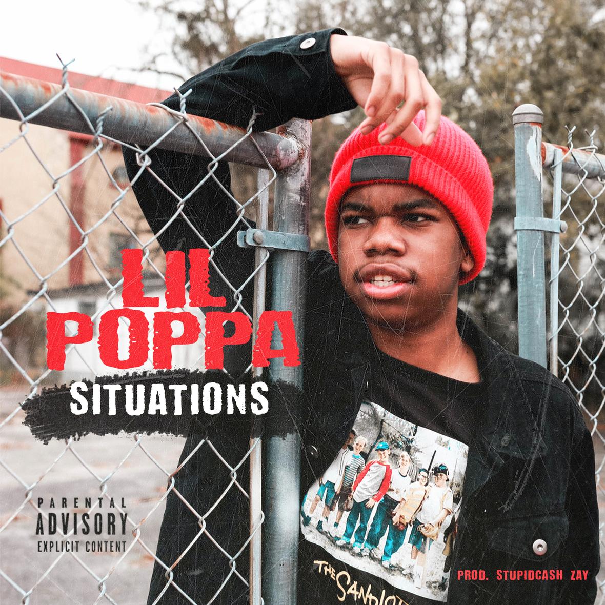 Lil Poppa - Situations artwork