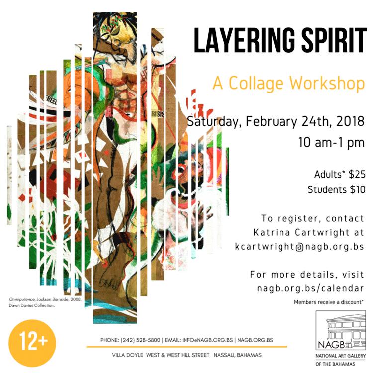 NAGB-collage workshop