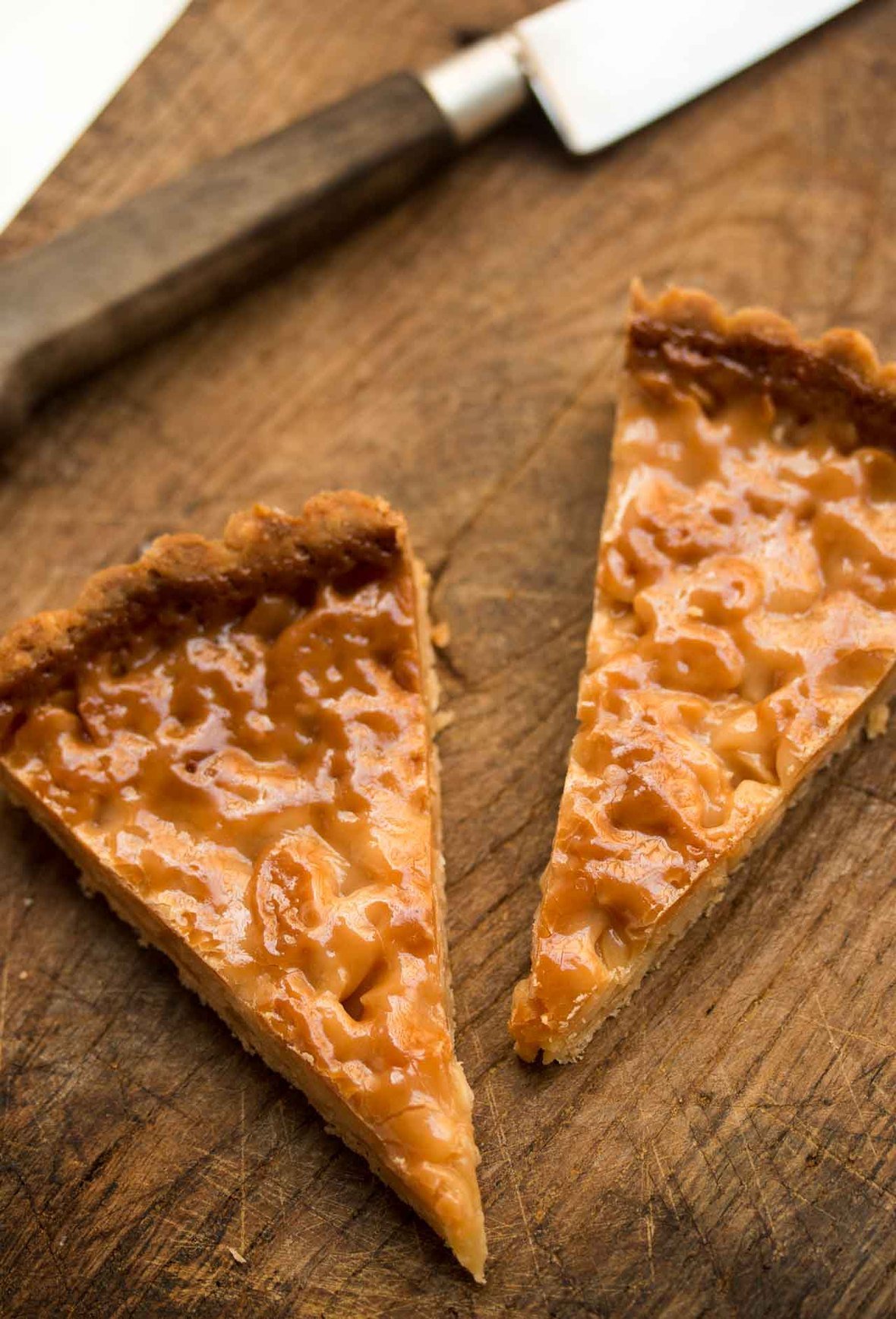 almond tart recipe