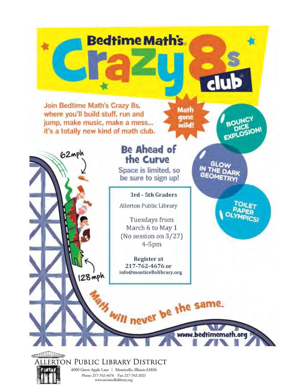 2018 Crazy8s-kid-recruitment-bulletin