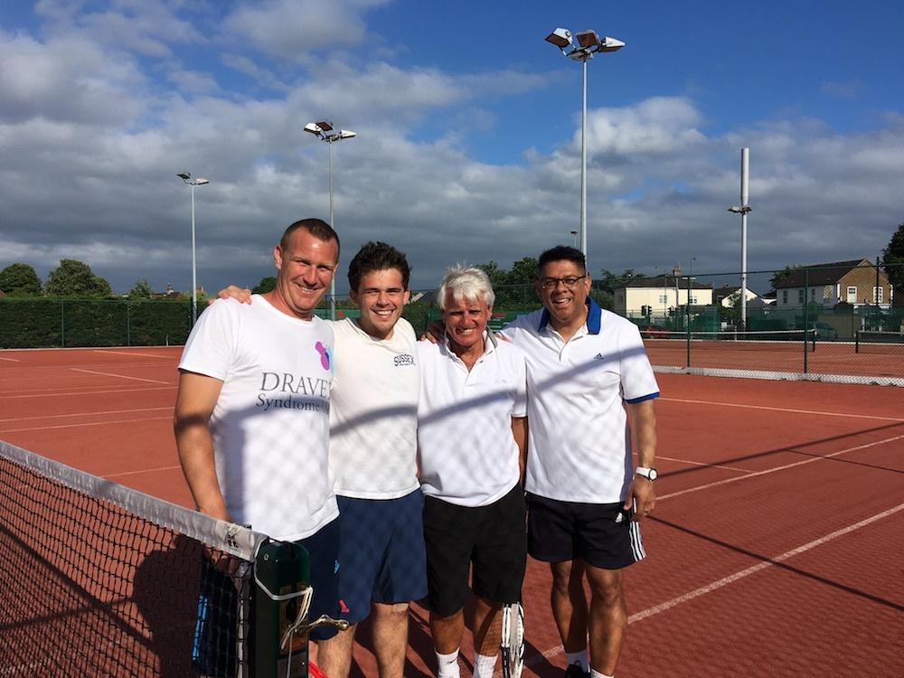 Freddit Levett Ashford Tennis Club