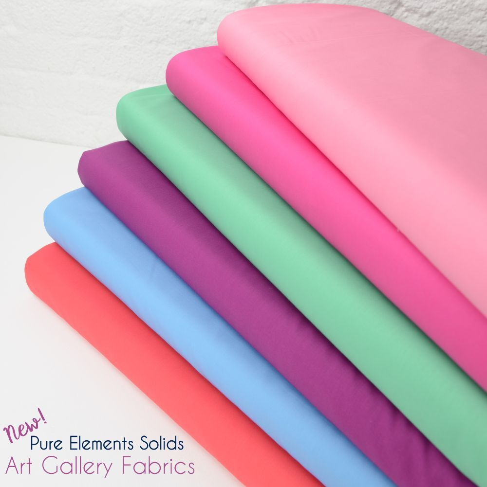 New Pure Elements Solids