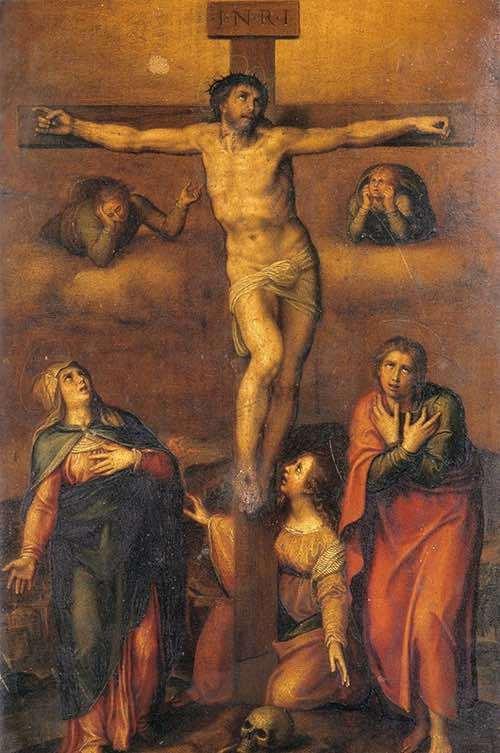 Crucifixion 08 21