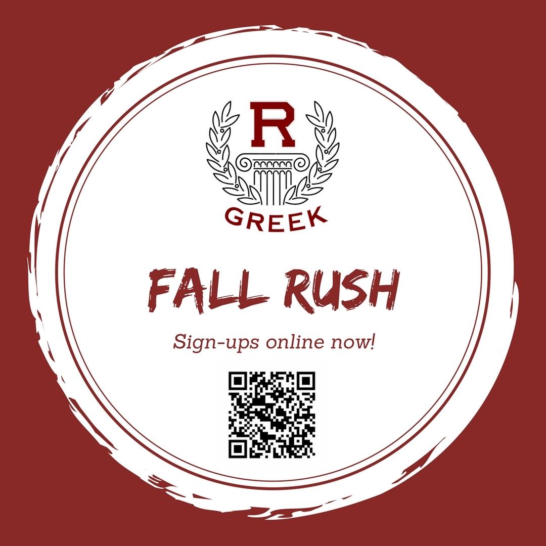Fall 18 Rush