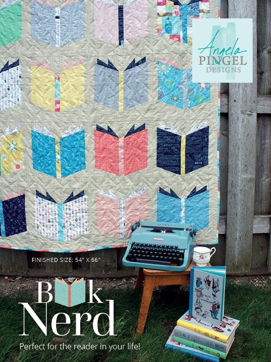 angela pingel book nerd sewing pattern