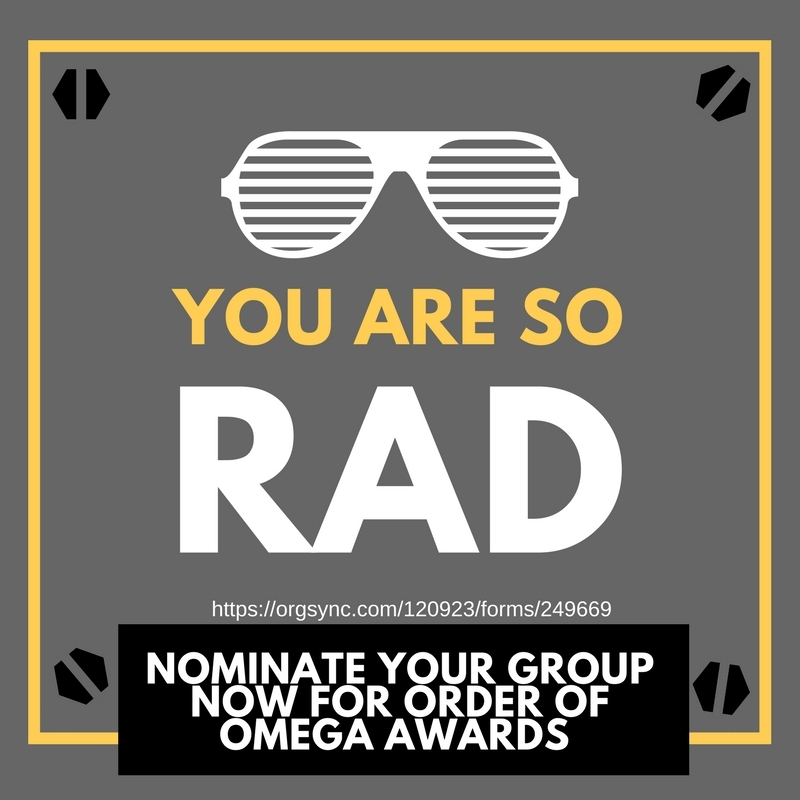 Nominate for OOO awards 1