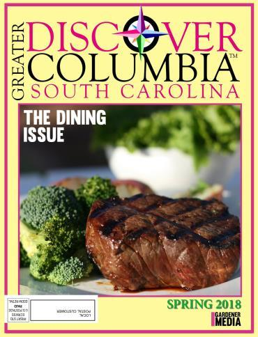 Discover Columbia Spring 2018 Front Cover