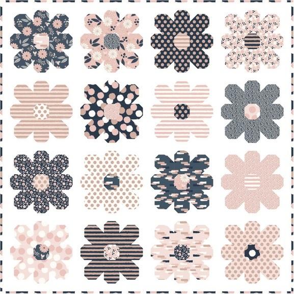 Blush Quilt Pattern