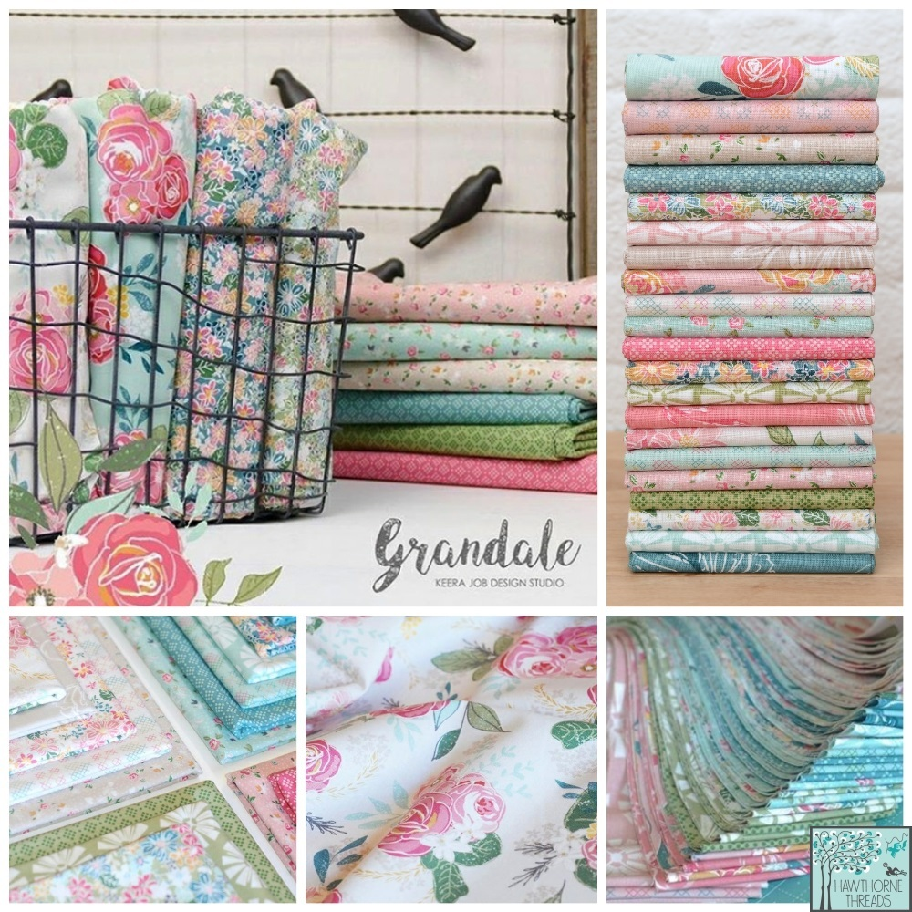 Grandale Fabric Poster