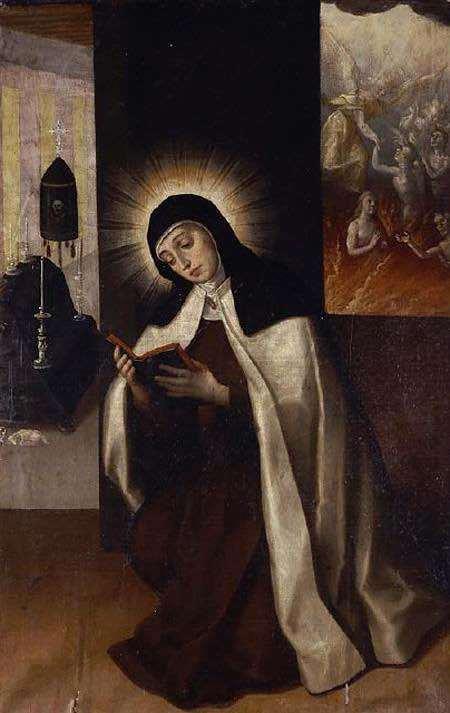 Santa Teresa de Jesus 11 34