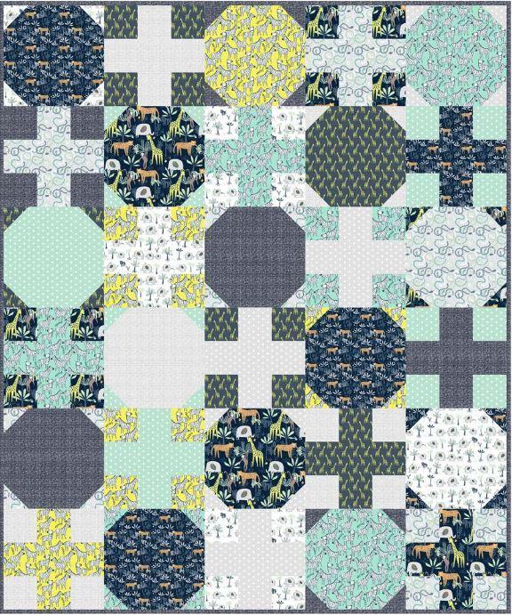 dearstella- free quilt pattern