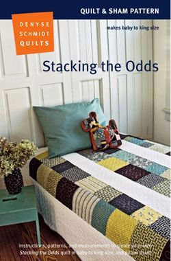denyse schmidt stacking the odds sewing pattern