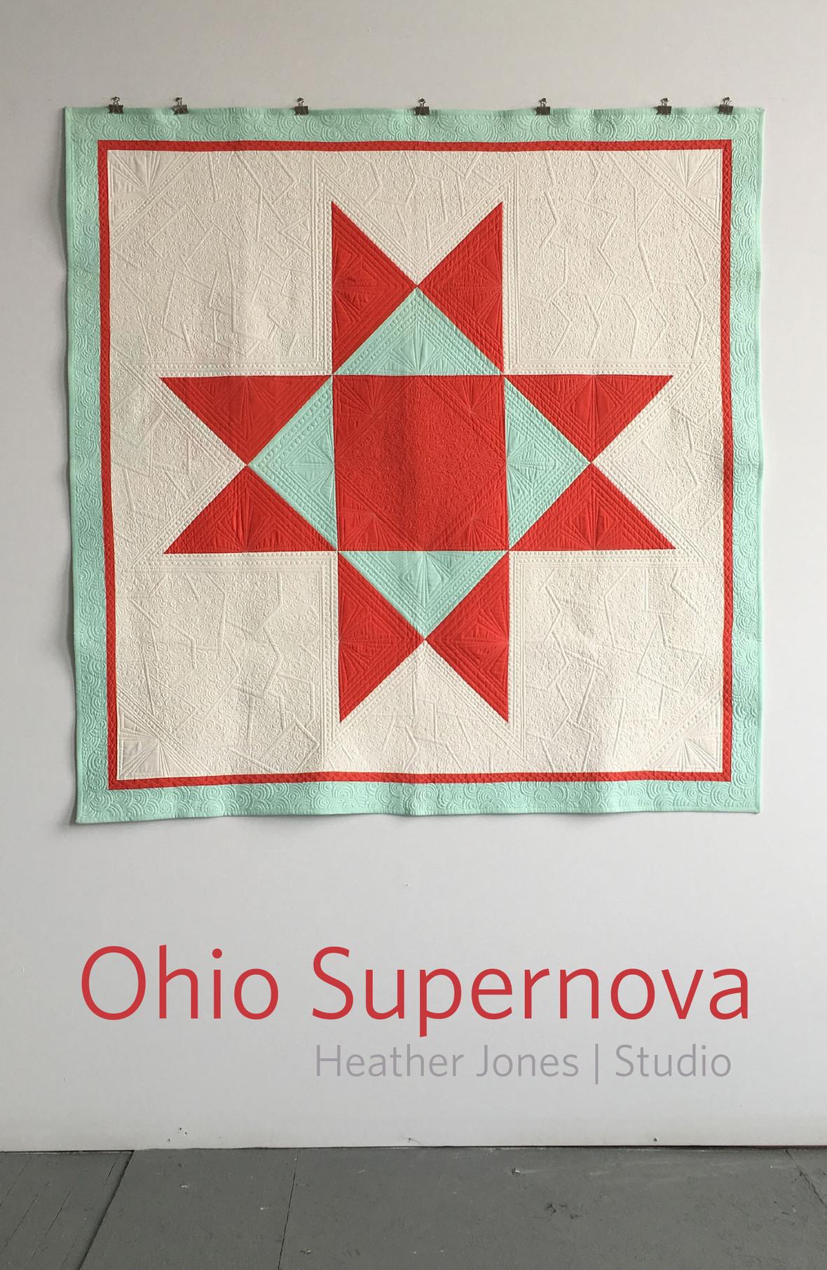 heather jones ohio supernova sewing pattern